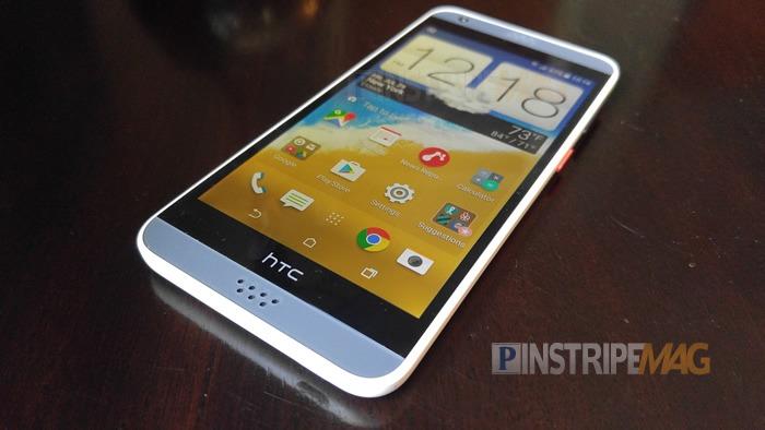 HTC Desire 530 Wallet Conscious Smartphone review
