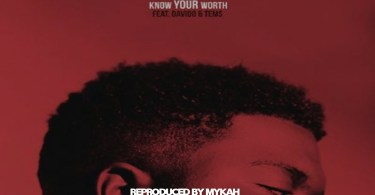 Khalid ft Davido & Tems - Know Your Worth (Instrumental)