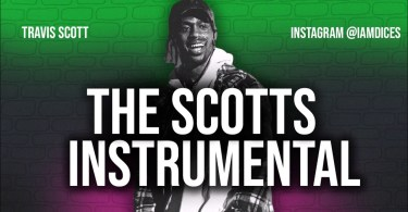 Travis Scott ft. Kid Cudi - The Scotts (Instrumental)