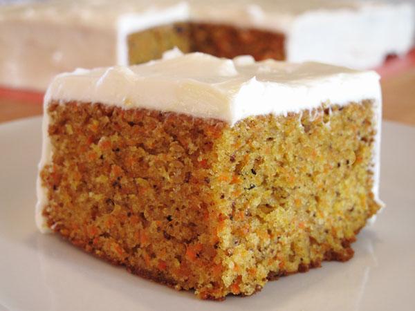 Pastel De Zanahoria Y Canela Deliciosa Versi 243 N Del