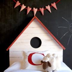 Cabeceros Originales para la Habitación de los Niños