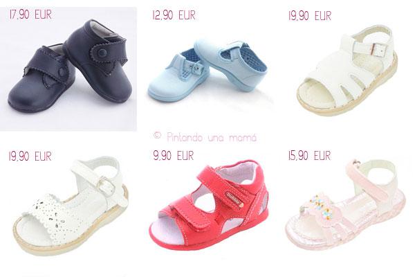zapatos-bebe-economicos-PintandoUnaMama