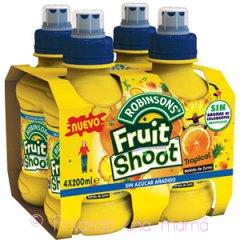 Fruit Shoot, la Nueva Bebida de Zumo que Encantará a los Niños