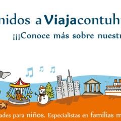 ViajaConTuHijo, vacaciones para familias monoparentales