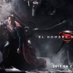 Estreno Superman 2013 El Hombre de Acero (Man of Steel)