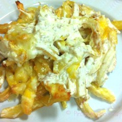 Patatas Especiales Tipo Foster´s Hollywood o Bacon Cheese Fries
