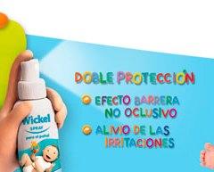 Probamos Wickel Spray para la Dermatitis del Pañal