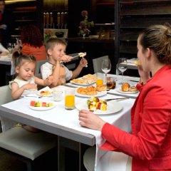 Hotel Silken Puerta América el Buffet para toda la Familia