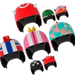 Cascos Customizables para Niños en Tutete