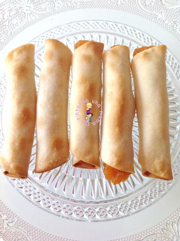 Deliciosos-_Rollitos_con_Dulce_de_Calabaza_PintandoUnaMama