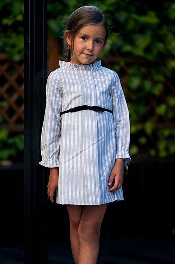 Vestido_Rayas_Biricoque_Moda_Infantil_PintandoUnaMama