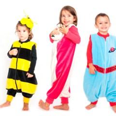 Sacos de Dormir Especiales para Bebés y Niños