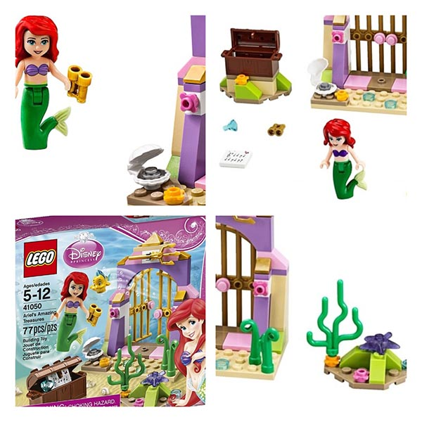 Lego_La_Sirenita_De_Martina_Juguetes_PintandoUnaMama