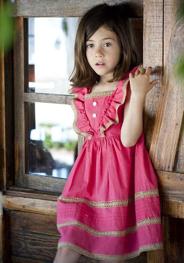 Vestido_Coral_Oh_Soleil_PintandoUnaMama
