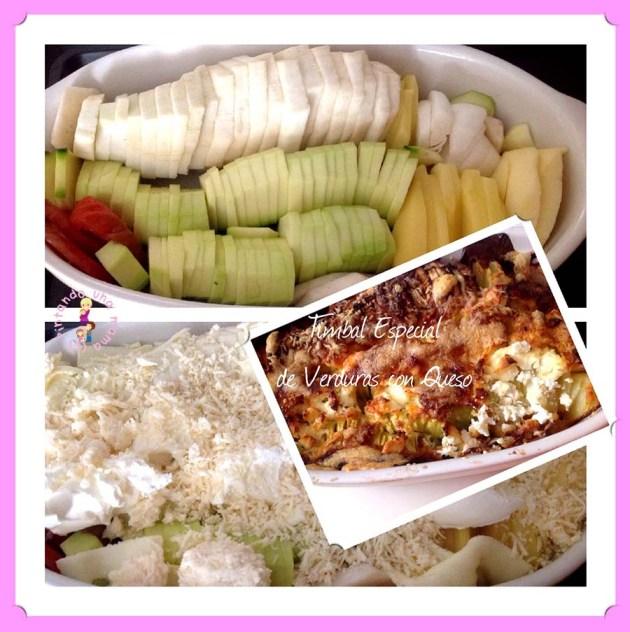 Verduras_Gratinadas_Con_Queso_PintandoUnaMama