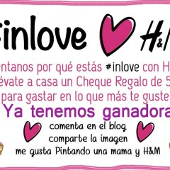 Ganador Concurso «In Love» de H&M