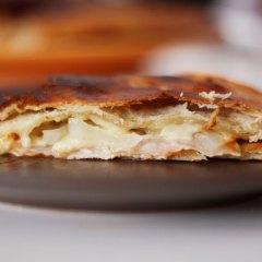 Empanada Pizza con Masa Quebrada Súper Fácil