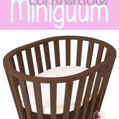 Nueva Minicuna Convertible Miniguum