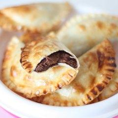 Empanadillas Fáciles de Nutella