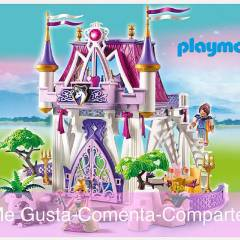 Especial Castillo de Princesas de Playmobil
