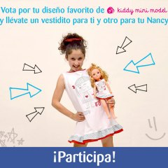Concurso Nancy Kiddi Mini Model