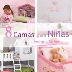 8 Camas Ideales Habitación Infantil Niñas