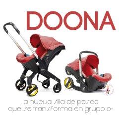 Doona la Silla que se Transforma en Grupo 0+
