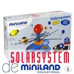 Conociendo el Sistema Solar con Miniland Educational