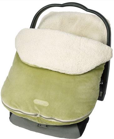 sacos-sillas-de-paseo-jj-cole-verde