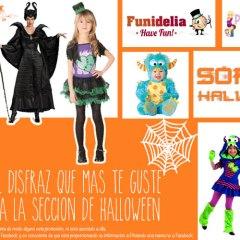 Sorteo Disfraz de Halloween con Funidelia