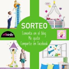 Sorteo Vinilo Infantil con MyVinilo
