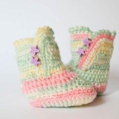 Botitas y Bailarinas para Bebé de Mis Patucos