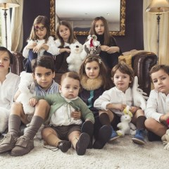Zapatos de Fiesta para Niños de Pisamonas