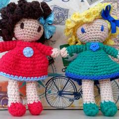 Muñecas Mariquillas Dolls