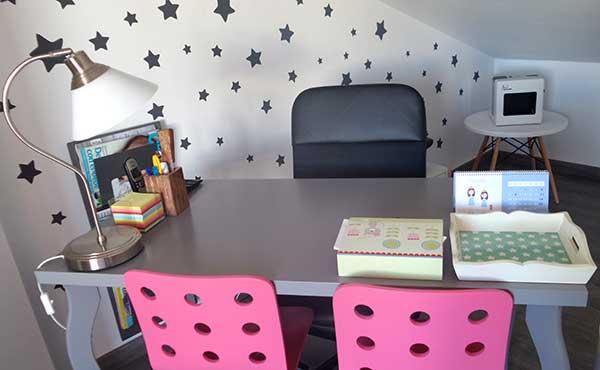 Ideas Decoración Despacho - Pintando una mamá | Pintando una mamá