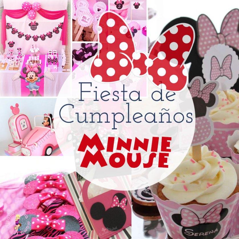 Cumpleaños de Minnie Mouse - Pintando una mamá | Pintando una mamá