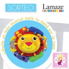 Sorteo León Musical con Lamaze de Tomy