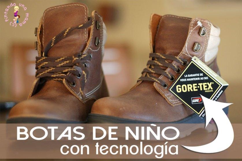 Botas para Niños con Tecnología GORE-TEX®