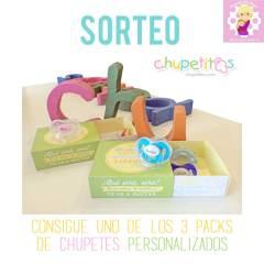 Chupetes Personalizados Chupetitos