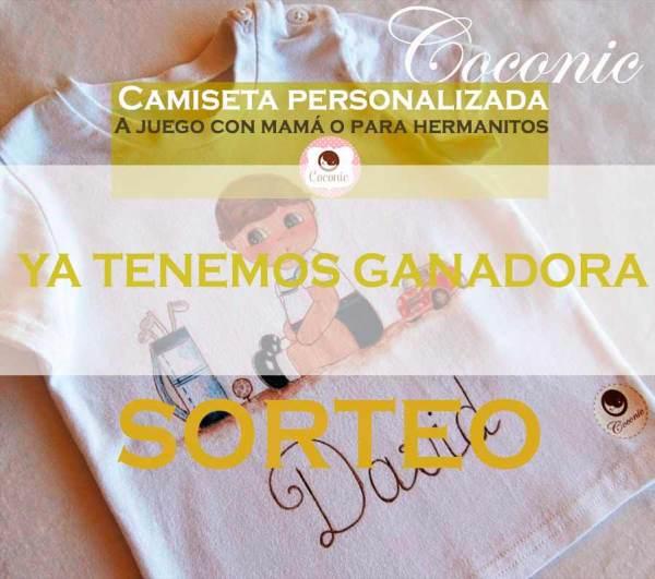Sorteo_Camiseta_Personalizada_Mi_Coconic_Ganadora
