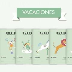 Cuadernos de Vacaciones Rubio