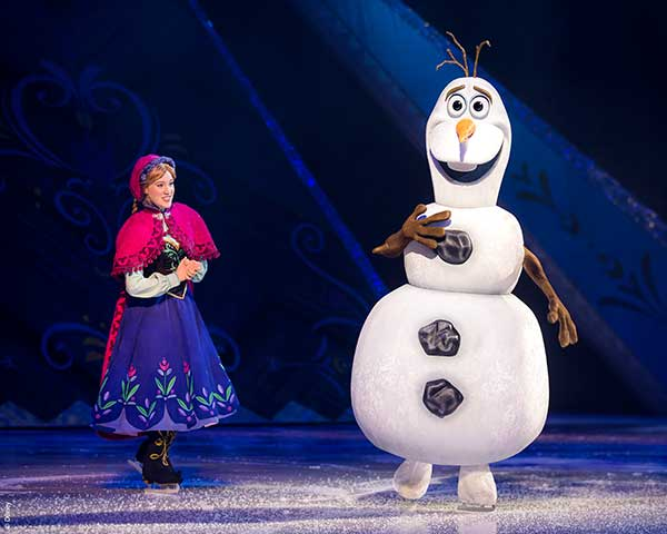 FROZEN-ANNA-&-OLAF