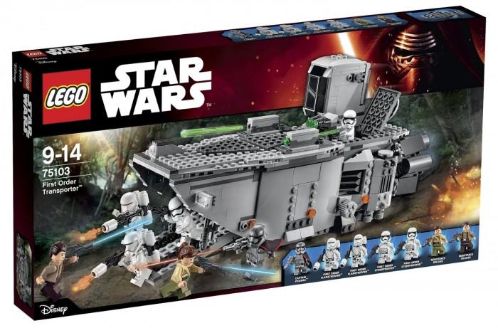 LEGO-First-Order-Transporter