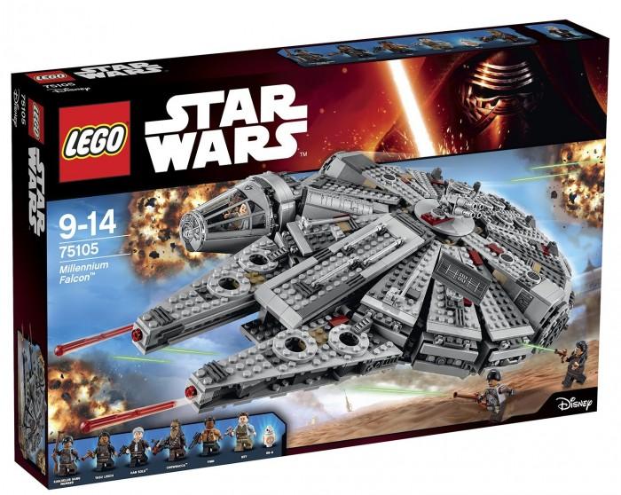 LEGO-Halcon-Milenario-Millennium-Falcon
