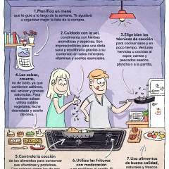 7 ingredientes para una cocina rica y natural en tu hogar