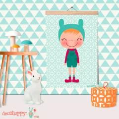 Decohappy Vinilos y Láminas para Decoración Infantil