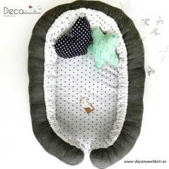 Cucos de Algodón para el Bebé