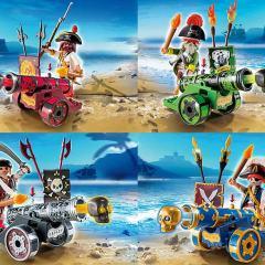 Sobres de Piratas y Princesas de Playmobil