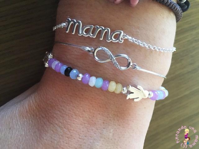 8e894c1f1347 Joyas de Plata Ideales Kirema Jewels - Pintando una mamá