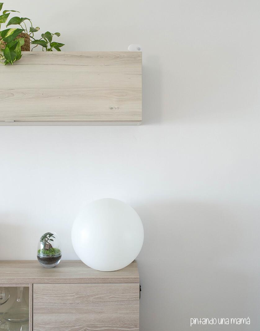 luz con sensor de movimiento de Ikea